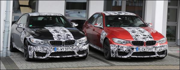 BMW M3 - M4