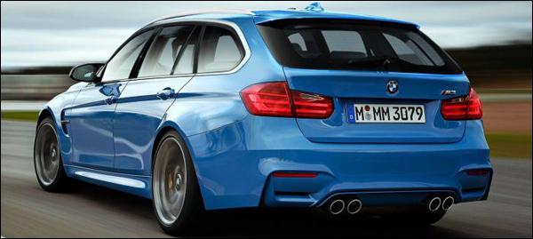 BMW M3 Touring 2014