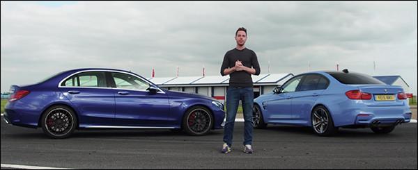 Poll: BMW M3 Berline vs Mercedes C63 S AMG