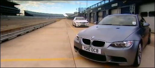 BMW M3 vs. Mercedes C63 AMG