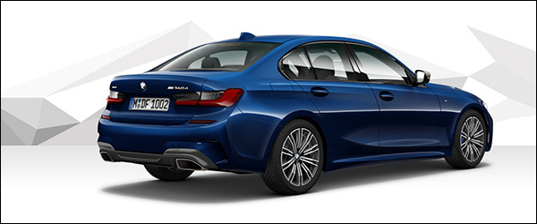 Officieel: BMW M340d xDrive Berline (2020)