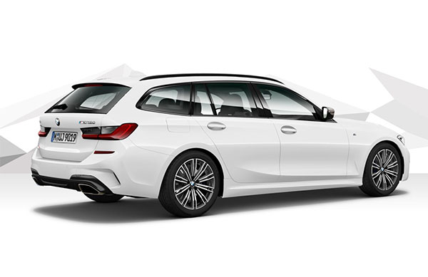 Officieel: BMW M340d xDrive Touring (2020)