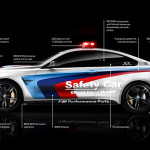 BMW M4 is de nieuwe MotoGP Safety Car