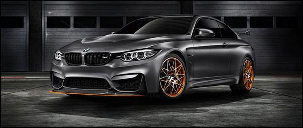Officieel: BMW M4 GTS Concept