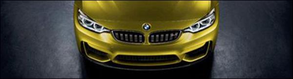 BMW M4 Gelekt