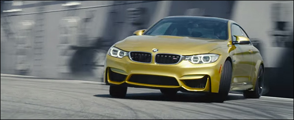 Video: BMW M4 Coupé - Ultimate Racetrack