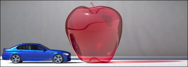 BMW M5 Bullet