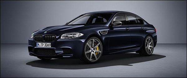 Officieel: BMW M5 Competition Edition [600 pk / 700 Nm]