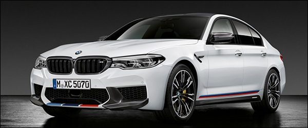 Officieel: BMW M5 M Performance Parts (2017)