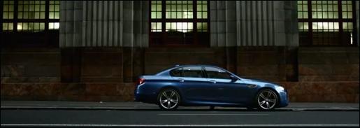 BMW M5 Promovideo