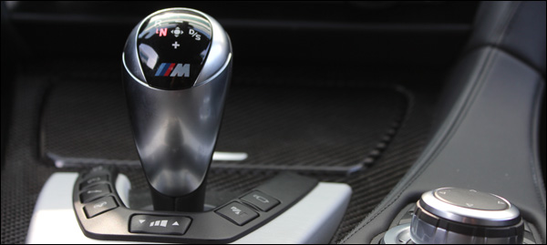 BMW M6 DCT