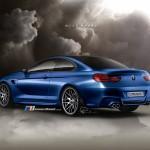 BMW M6 F12 Render 2012 1