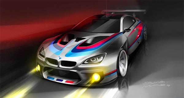 Teaser: BMW M6 GT3 [2016]