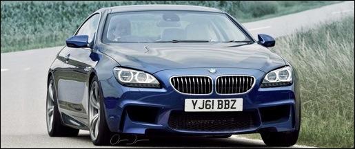 BMW M6 Impressie