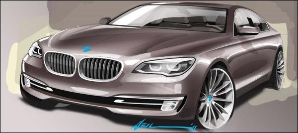 BMW M750i 728i