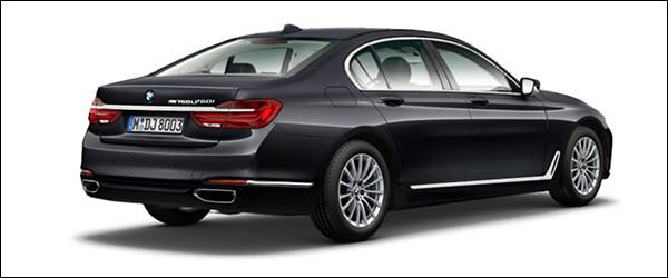 Preview: BMW 7-Reeks M760Li Limousine [600 pk +]