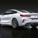 Officieel: BMW M8 Coupe M Performance Parts (2019)