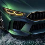 Officieel: BMW M8 Gran Coupe Concept (2018)