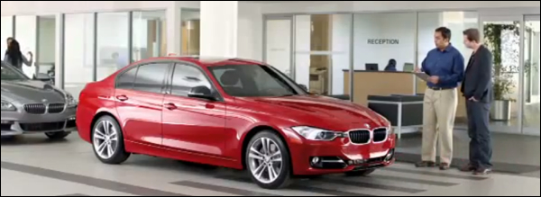 BMW Ultimate Service Commercial 2012