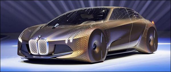 Officieel: BMW Vision Next 100 Concept