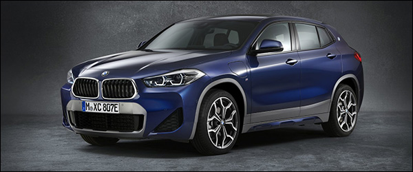 Dit is de BMW X2 xDrive25e plug-in hybride (2020)!