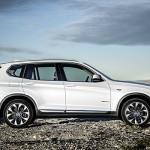 Officieel: BMW X3 2014