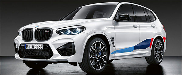 Officieel: BMW X3 M + X4 M M Performance Parts (2019)