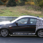 Onthulling BMW X4 op Autosalon Genève 2014