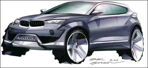 Impressie: BMW X4