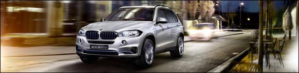 BMW X5 Concept eDrive