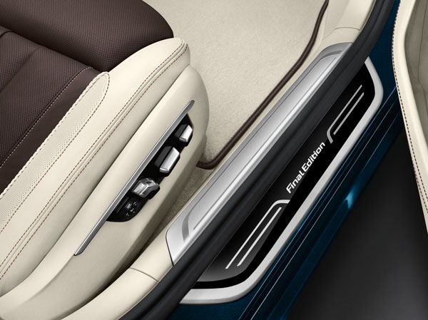 Officieel: BMW X5 M50d Final Edition + X7 M50d Final Edition (2020)