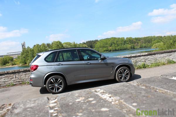 BMW X5 M50d - Rijtest 02