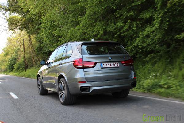 BMW X5 M50d - Rijtest 19