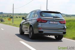 BMW X5 M50d - Rijtest 21