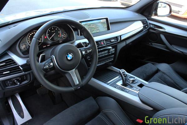 BMW X5 M50d - Rijtest 24