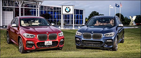 Nieuwe BMW X5 en X6 krijgen 340 pk sterke xDrive40d motorisatie (2020)