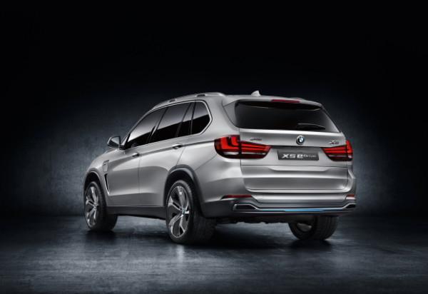 BMW X5 eDrive Concept 3