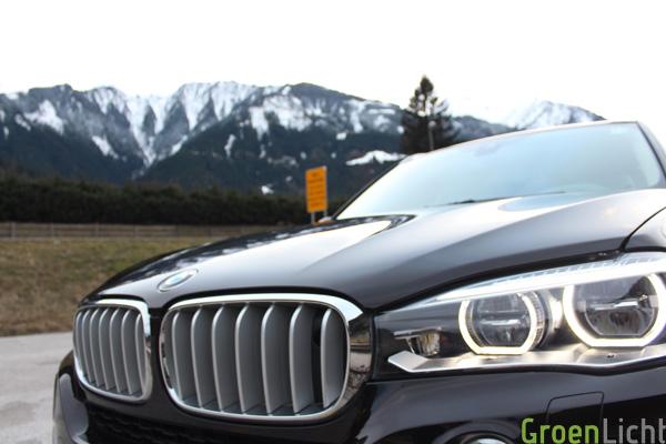 BMW X5 xDrive30d F15 2014 - Rijtest11