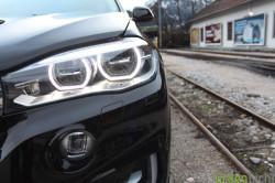 BMW X5 xDrive30d F15 2014 - Rijtest12