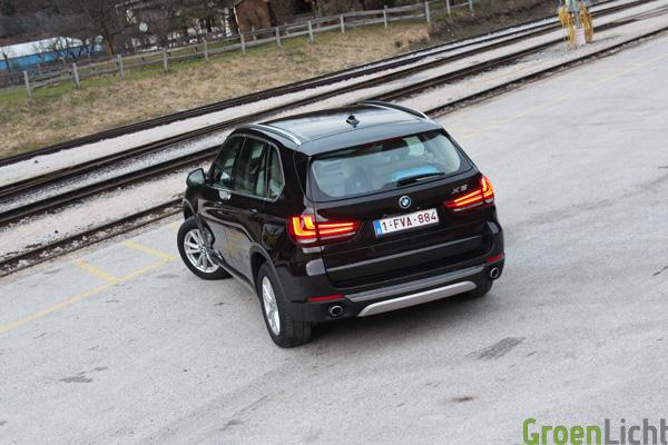 BMW X5 xDrive30d F15 2014 - Rijtest13