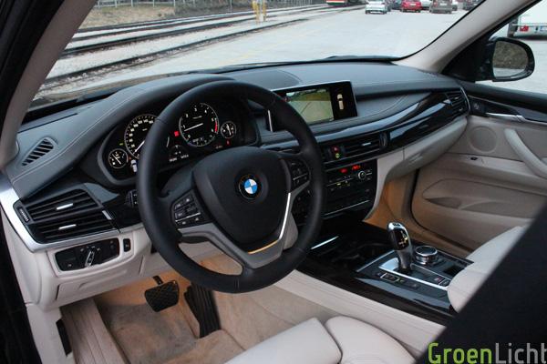 BMW X5 xDrive30d F15 2014 - Rijtest17