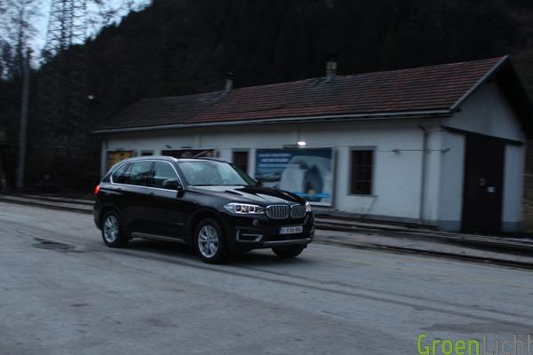 BMW X5 xDrive30d F15 2014 - Rijtest19