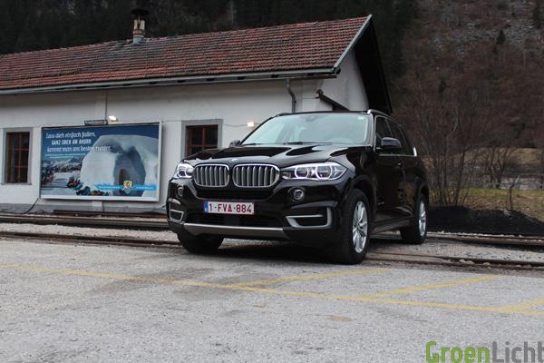 BMW X5 xDrive30d F15 2014 - Rijtest3