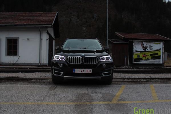 BMW X5 xDrive30d F15 2014 - Rijtest6