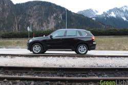 BMW X5 xDrive30d F15 2014 - Rijtest8