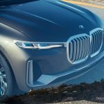 Officieel: BMW X7 iPerformance SUV Concept (2017)