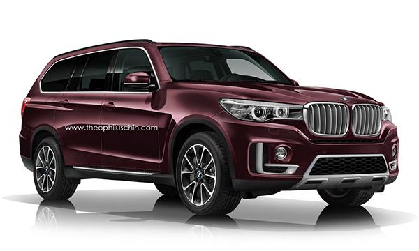 Impressie: BMW X7