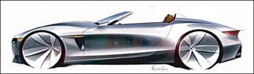 BMW Z Spyder Stradale Z8