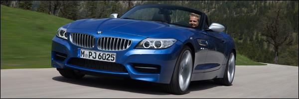 BMW Z4 Facelift LCI 2015