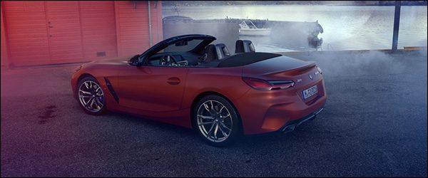 Dit is de nieuwe BMW Z4 Roadster M40i!